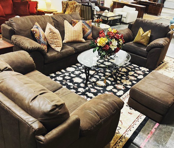 Find a Sofa for Sale From Curate Consignments